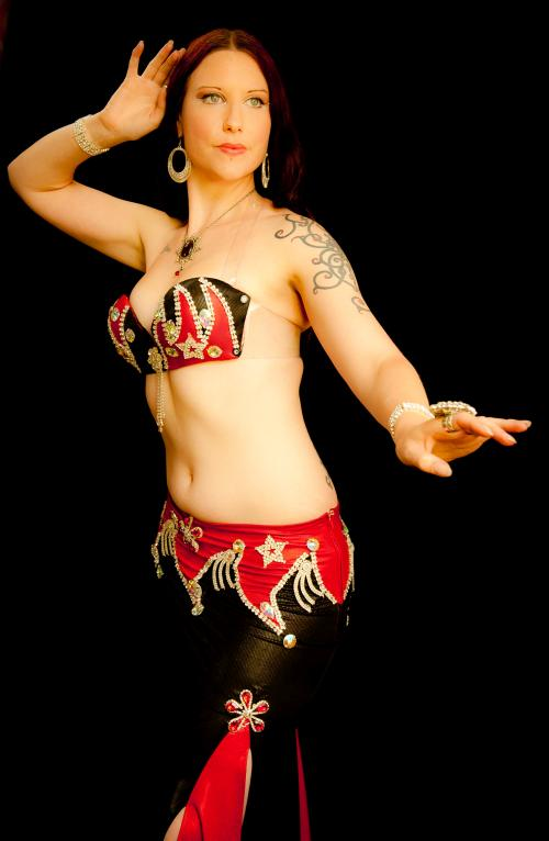 Melusina Belly Dance Melbourne Navel Gazers Dance 19