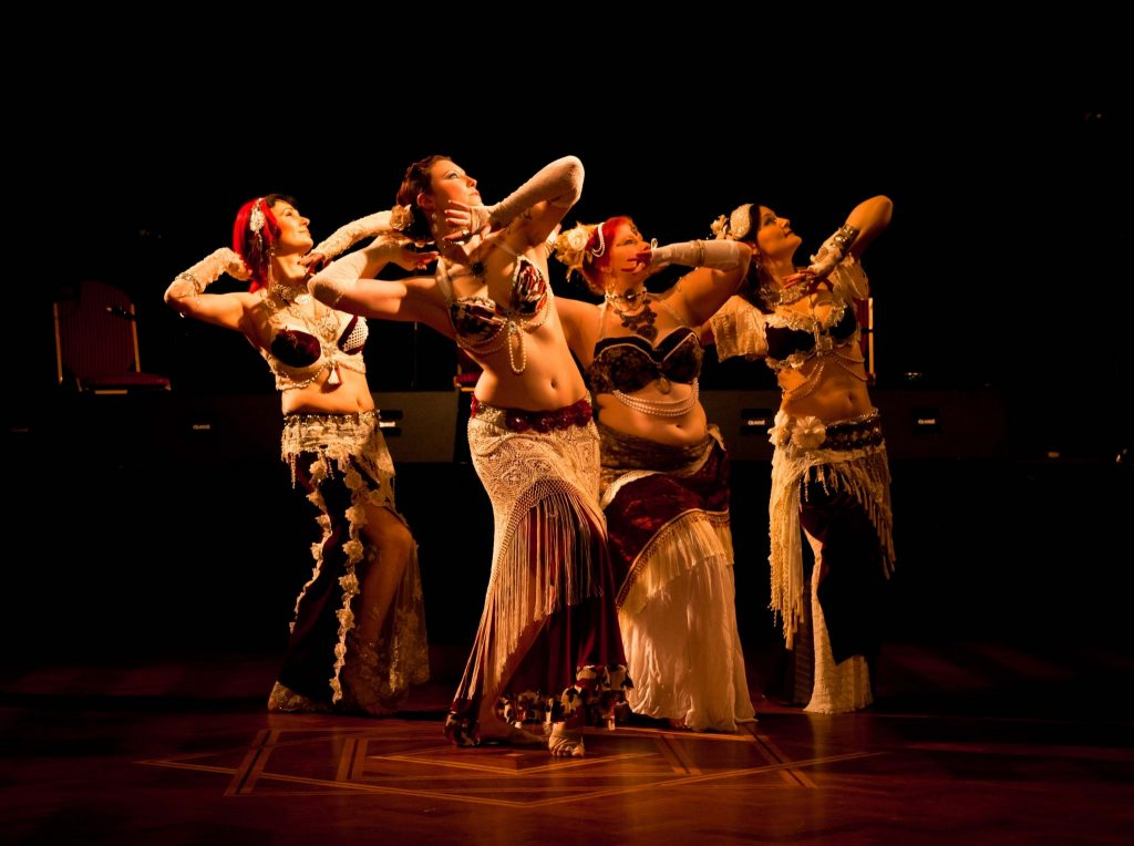 Melusina Belly Dance Students 23