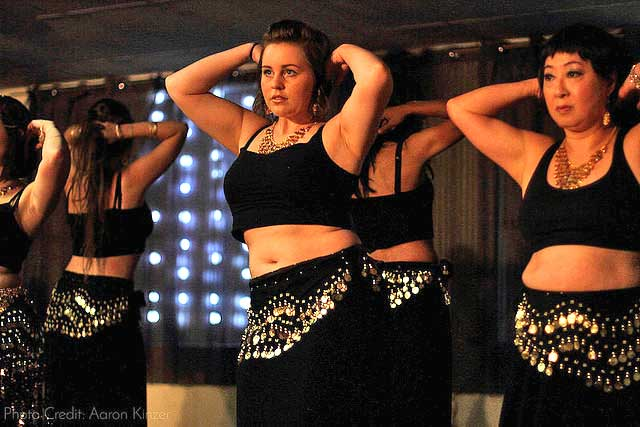 Navel Gazers Belly Dance Midyear 2015