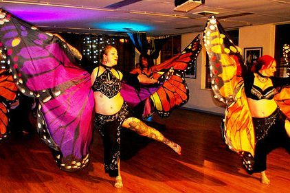 Navel-Gazers-Belly-Dance-Midyear-2017-Butterfly